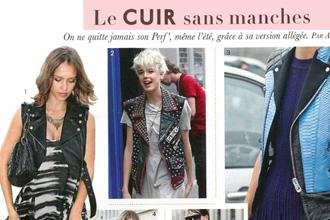 Gilet-en-cuir-Magazine_Glamour_ete_2014_cover