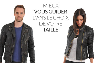 Guide taille cover